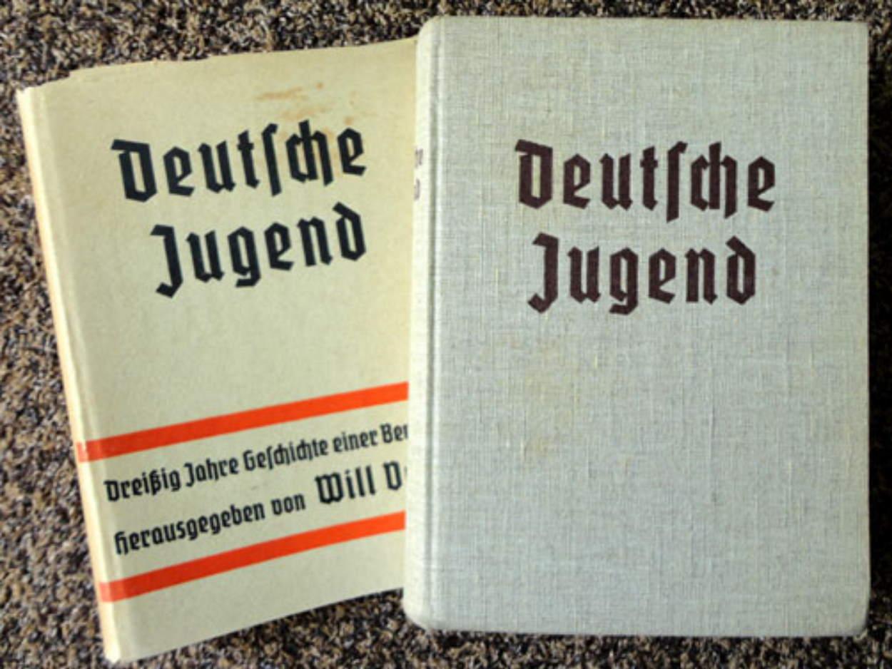 Will Vesper - Deutsche Jugend. Dreißig Jahre Geschichte einer Bewegung