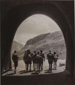 La route vers le joie - Les camarades de la route - Trampus