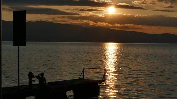 Trpezjca, Ohrid Lake, Macedonia