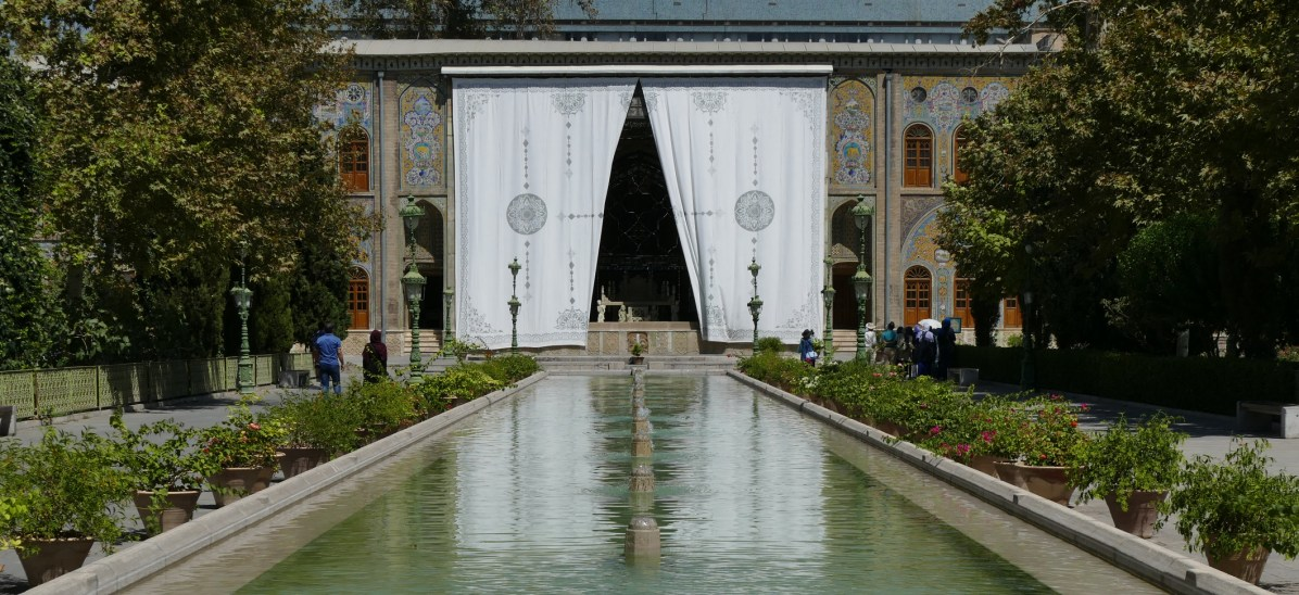 Golestan Palace, Teheran