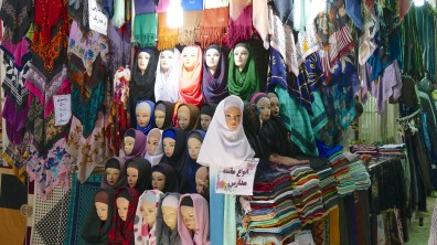 Headscarf anyone?