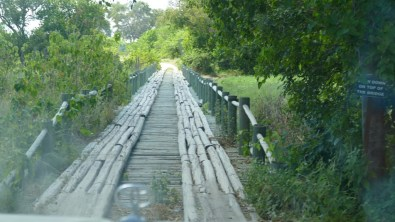 Bridge over the OTHER River Kwai