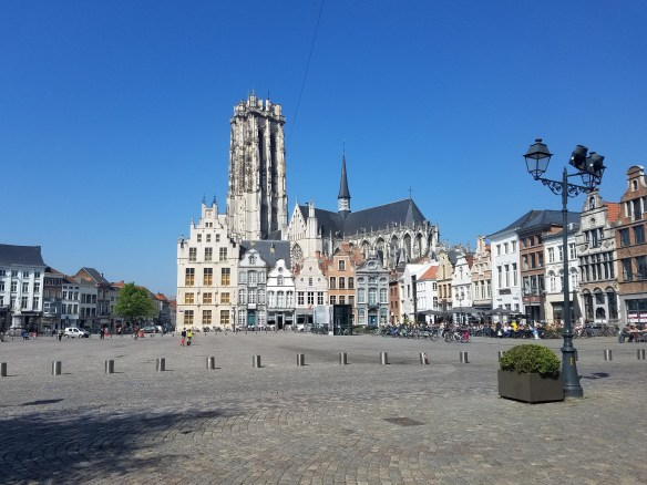 Mechelen, Belgium: Why is this place not on tourist radar
