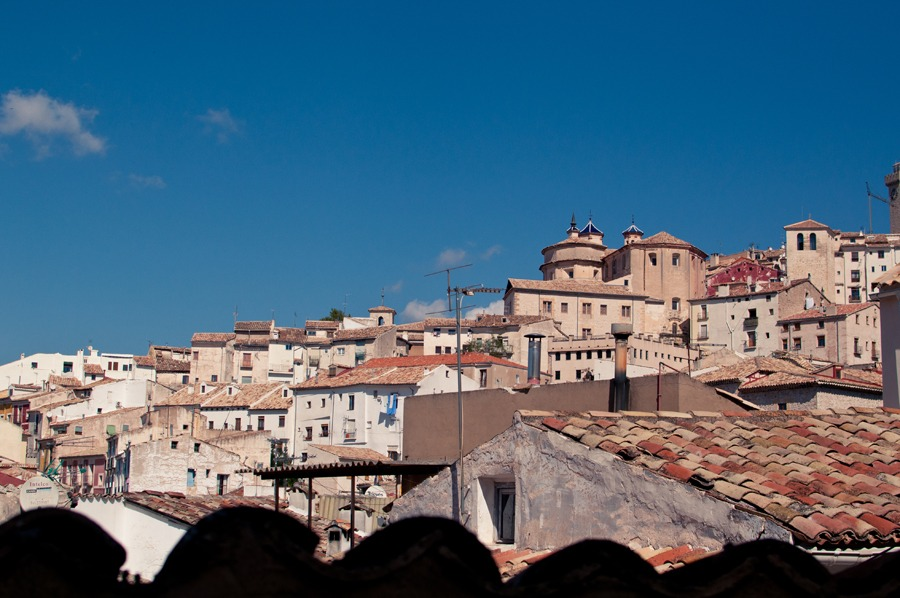 A Beautiful Day in Cuenca, Spain
