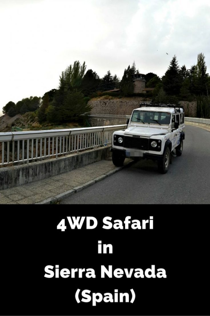 4WD Safari in Sierra Nevada (Spain) with Nevada Guides