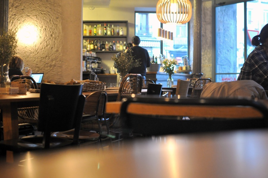 Cafes Workspace in Madrid: La China Mandarina || Wanderwings