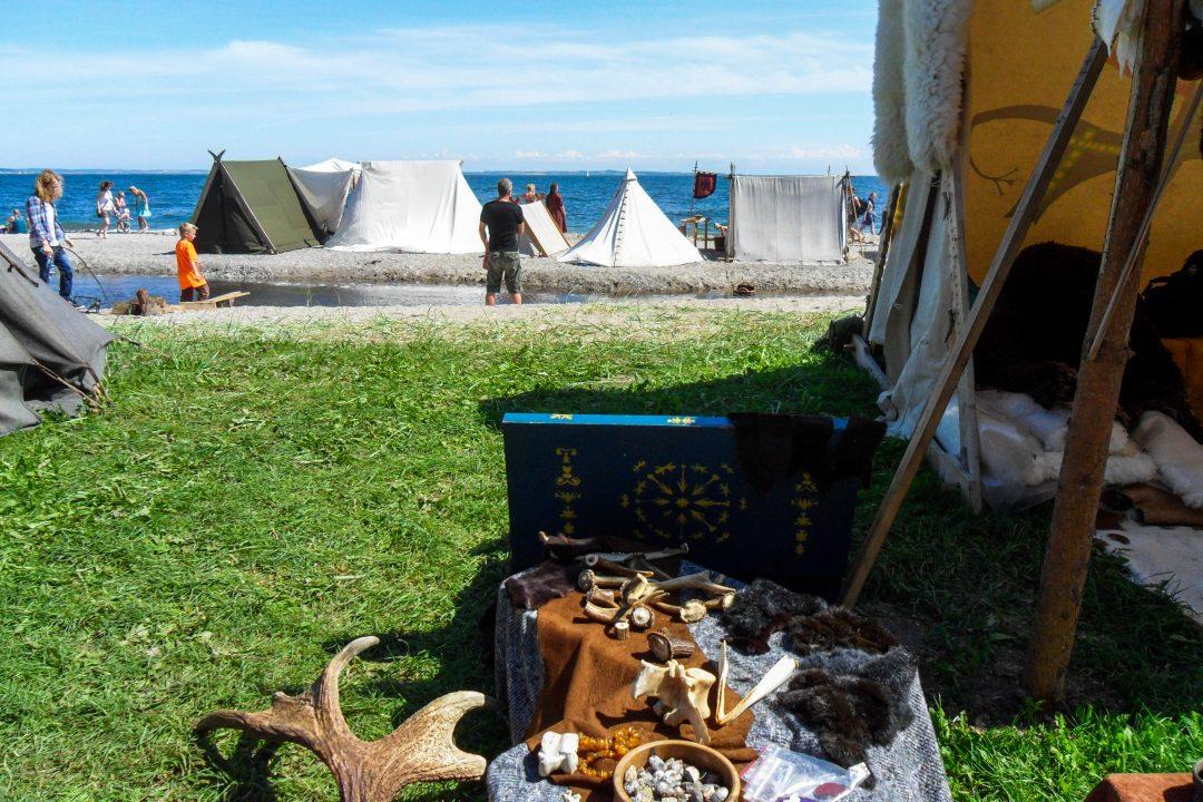 Oldest Viking Moot in Denmark (and possibly the world) in Moesgaard (Aarhus) || Wanderwings