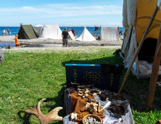 Oldest Viking Moot in Denmark (and possibly the world) in Moesgaard (Aarhus) || Wanderwings