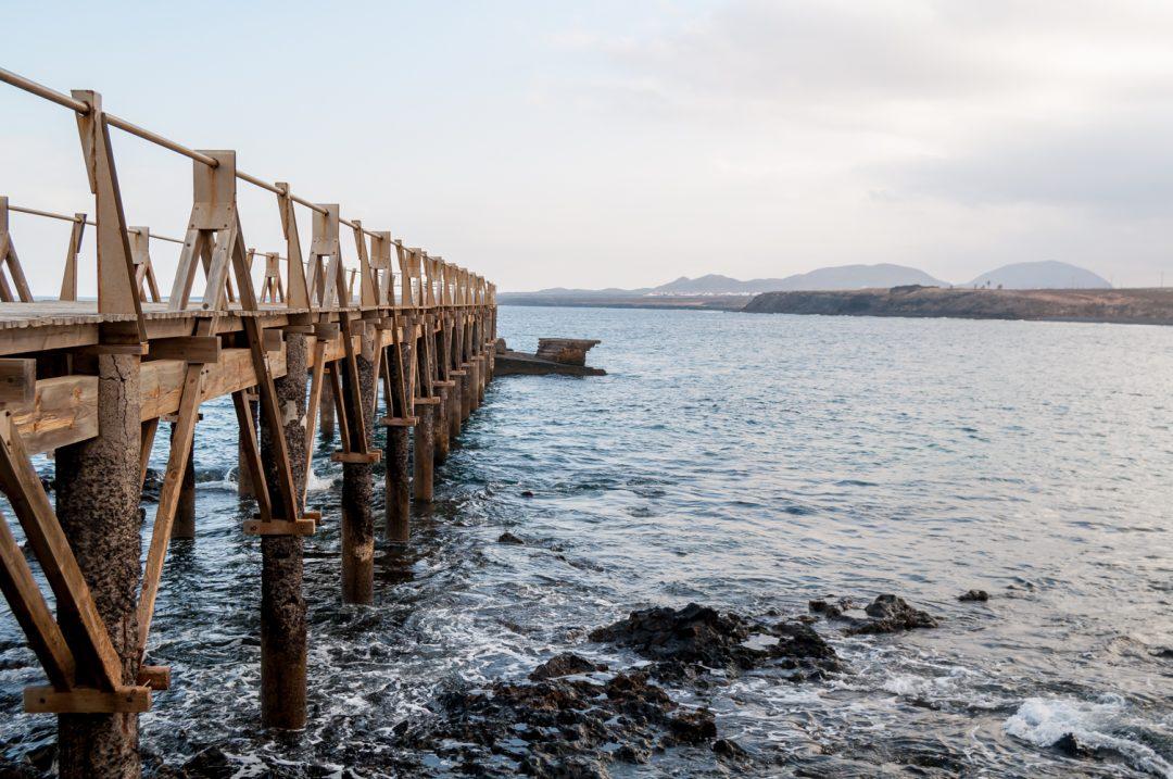 Arrieta, a beautiful fishers' town in Lanzarote || Wanderiwngs.com