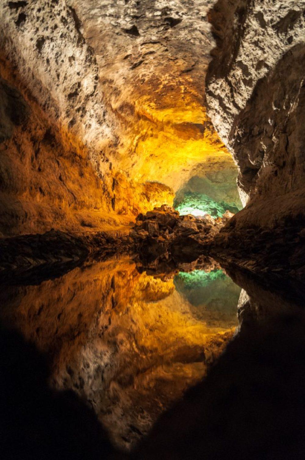 Cueva de los Verde (CACT Lanzarote) || Wanderiwngs.com