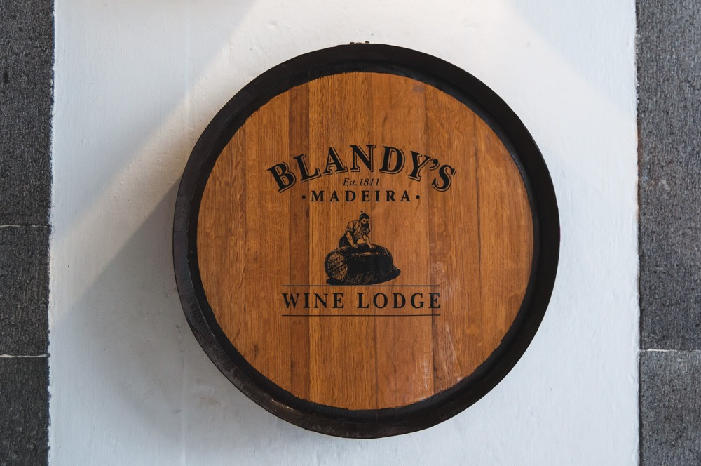 Madeira Wine Tours and Tasting at Blandys | Wanderwings