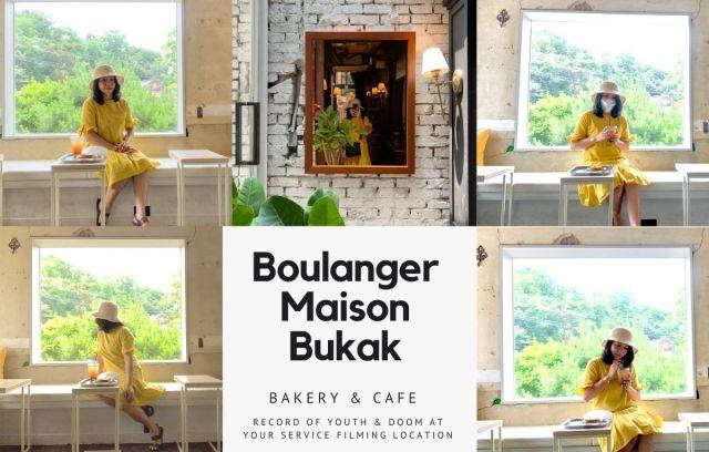Boulanger Maison Bukak