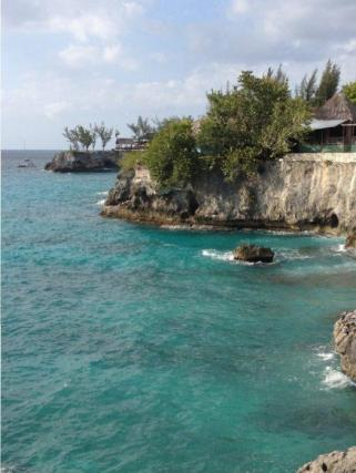 Lovely beaches of Jamaica for a warm christmas