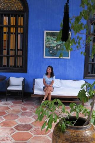 blue mansion photography