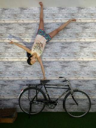 upside down house kuching