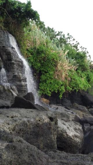 waterfall at kedungu