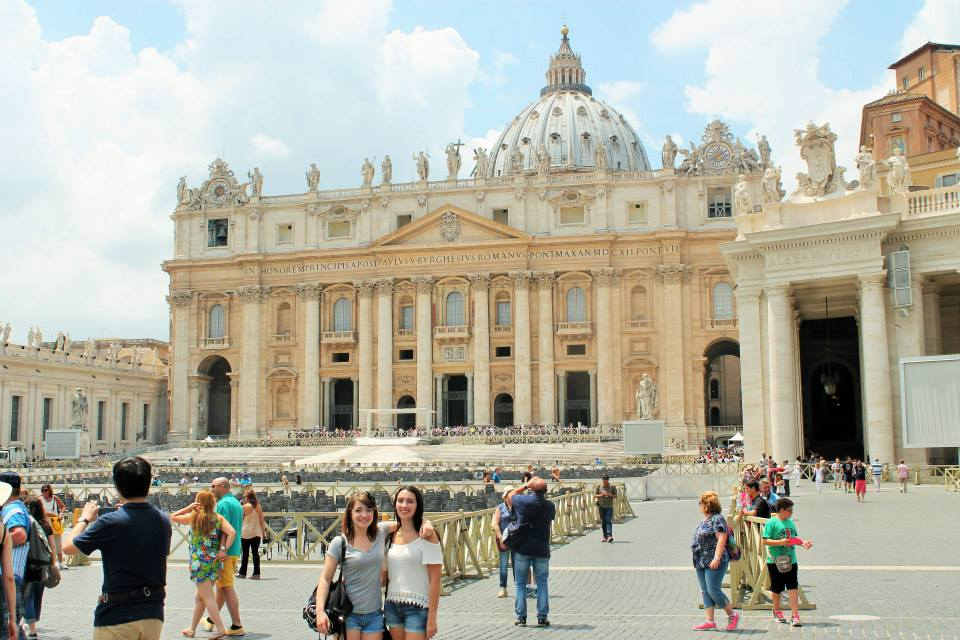 St Peters Square Vatican City