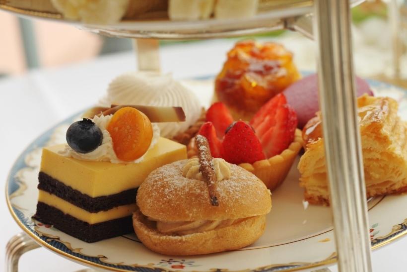 cakes reids palace madeira