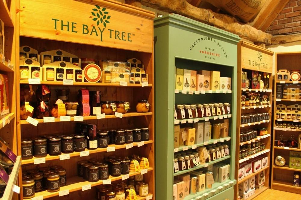 the bay tree vineyard shop