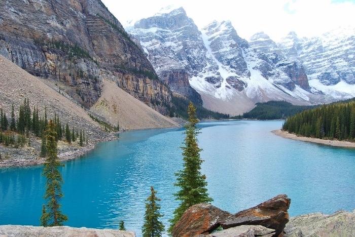 banff lakes