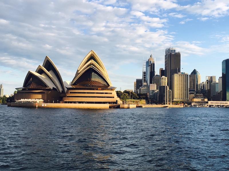 sydney harbour view