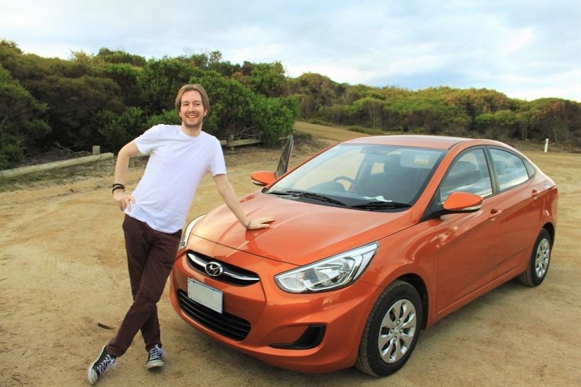 Car hire Tasmania