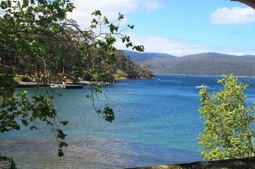 Port Arthur landscape