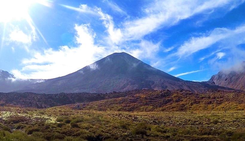 Tongariro Mt Doom