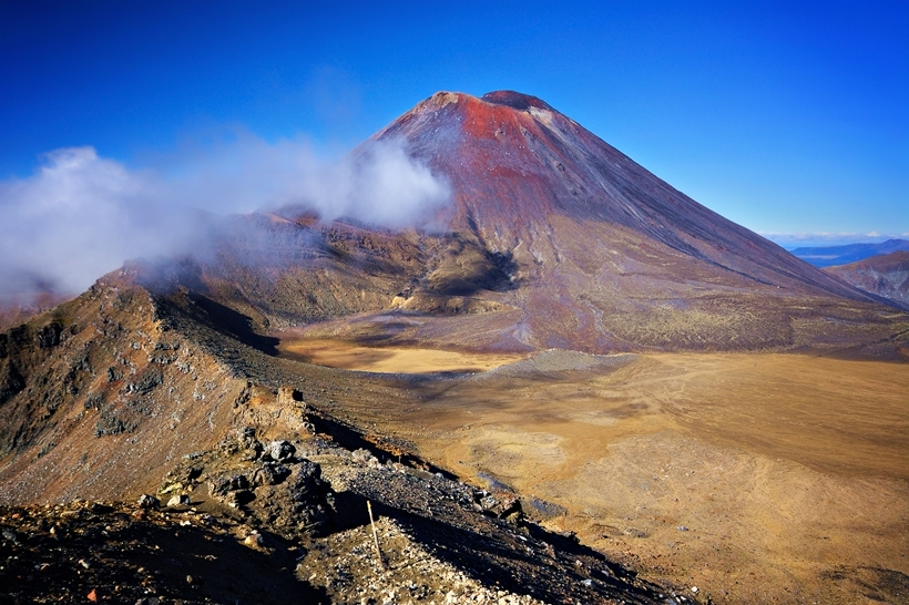 mount doom tongariro crossing