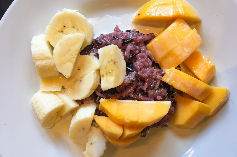 Mango Sticky Rice May Kaidee