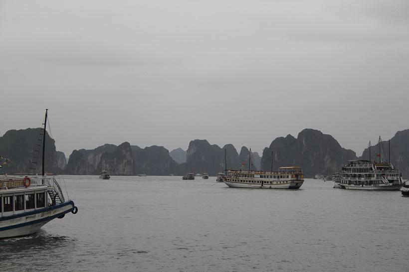 Ferry Ha Long Bay