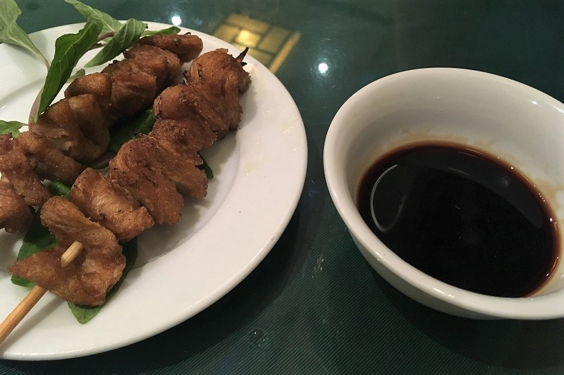 Vegetarian food Vietnam