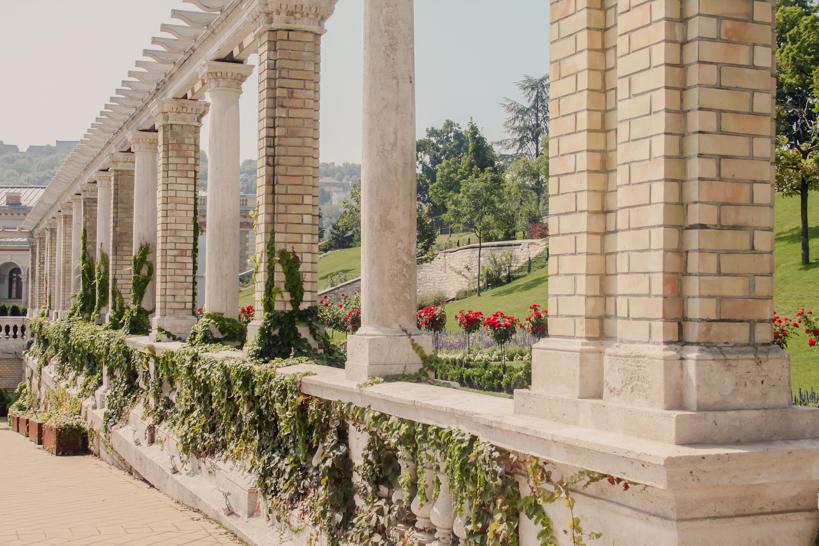 Buda Castle gardens