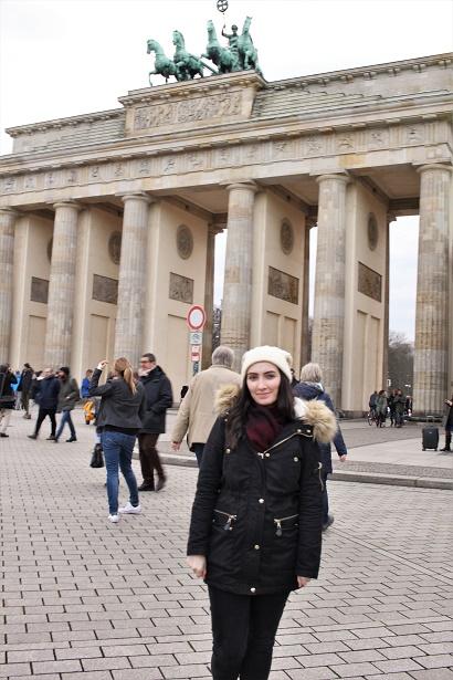 Brandenburg Gate Berlin