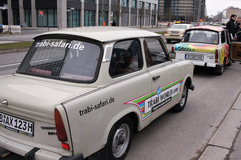 Trabant Berlin