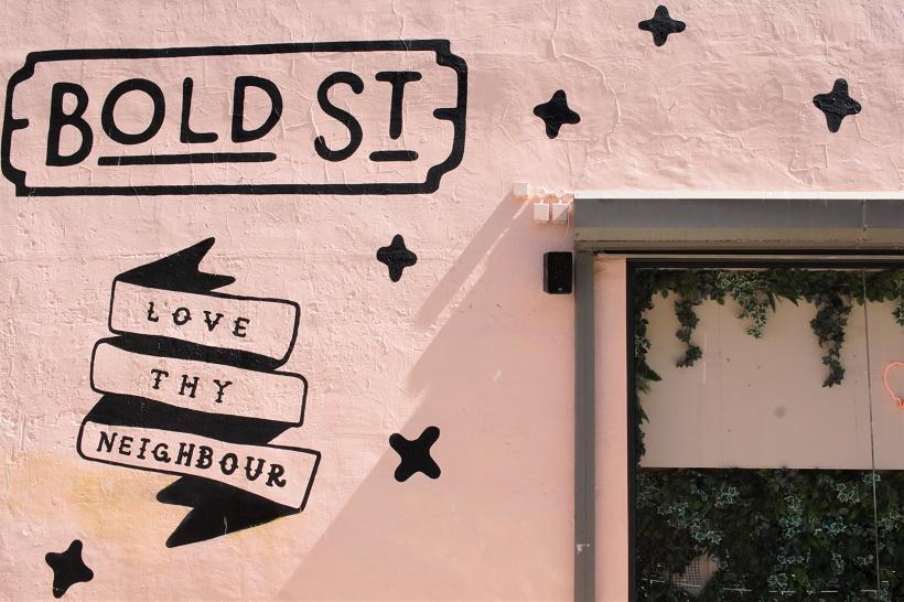 Love Thy Neighbour Bold Street