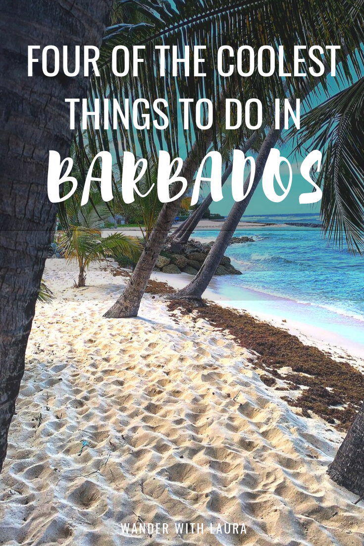 Four things to do in Barbados