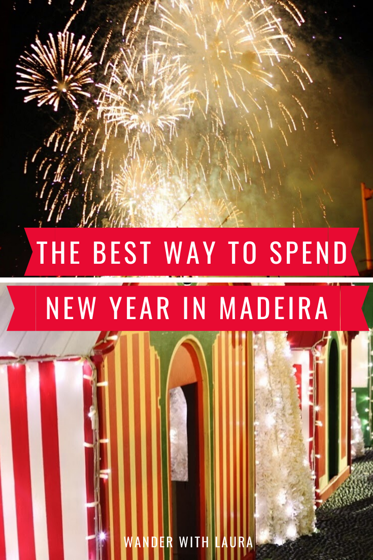The best way to spend New Year in Madeira