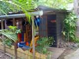 My cabana in Lago de Atitlan