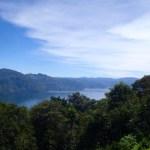 Halfway view, Volcan San Pedro
