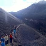 Volcan Pacaya, Guatemala