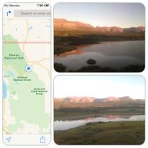 Good morning from Glacier Park, MT