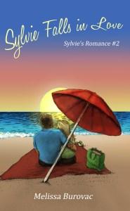 Sylvie Falls in Love (Sylvie's Romance #2) - Melissa Burovac