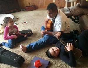 ukulele - wander with melissa