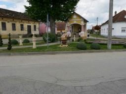 Kroatische Dörfer.