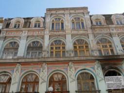 Jugendstil in Plovdiv.