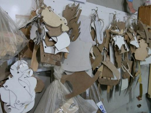 Schablonen für handgemachtes Holzspielzeug. //Models for handmade wooden toys.