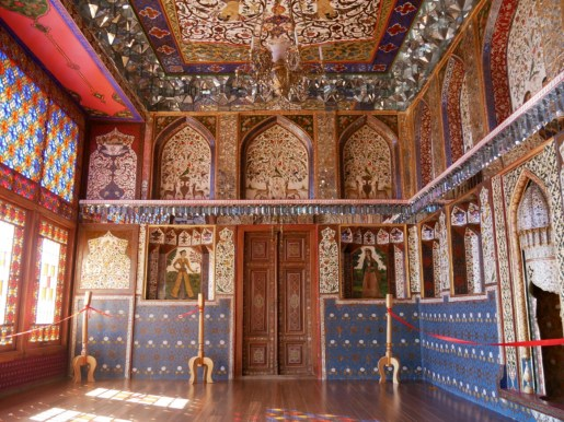 Sheki Khan Winterpalast// Sheki Khan winter palace.