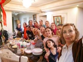 Girls crew.