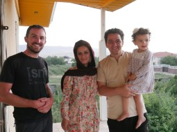 Daniel, Sara, Mahmoodeza, Helma.
